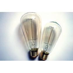 Edison Glühlbirne VL7 (5er Pack - 60 Watt)