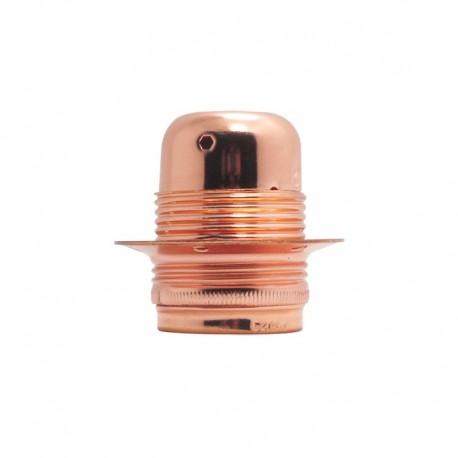 Aluminium Lampenfassung Rose-Gold