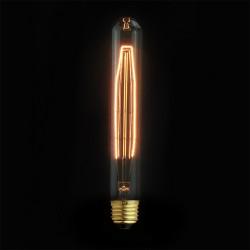 Design Vintage Glühbirne VL3 (Gerader Glühfaden)