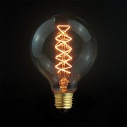 Design Vintage Glühbirne VL4 (Runder Glühfaden)