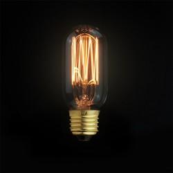 Design Vintage Glühbirne VL5 (Gerader Glühfaden)