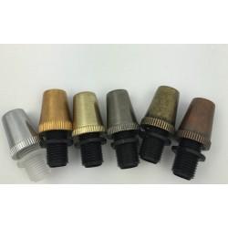 Metall Zugentlaster/ Klemmnippel für Lampenfassung
